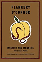 mystery and manners flannery o connor