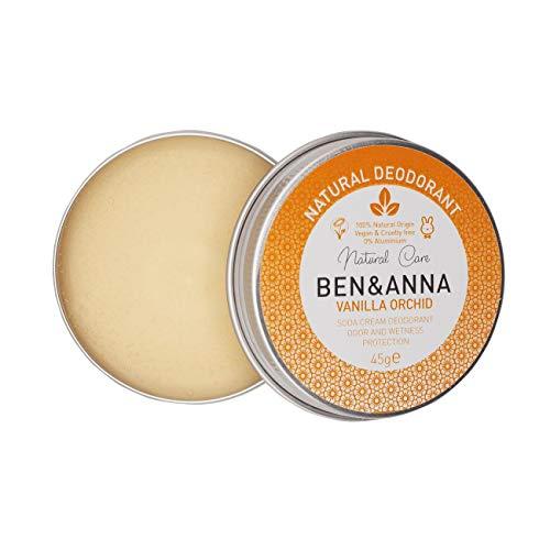 Ben&Anna Deocreme Vanilla Orchid, 45 g