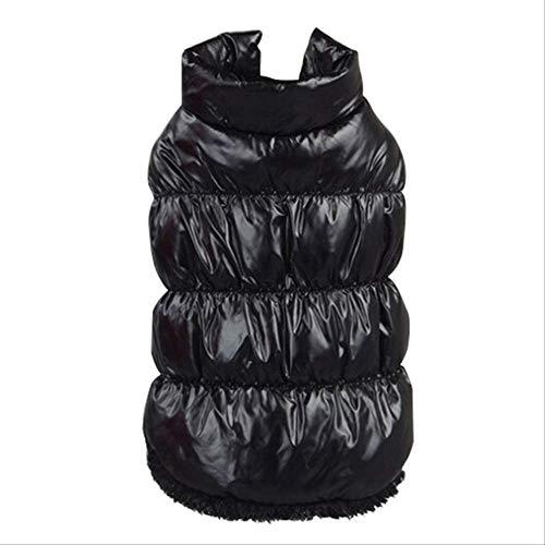 XYBB hondenkleding voor honden, waterdicht, warm, voor grote honden, winter, dik, kleding voor huisdierjassen, Xxxl, Blanco Y Gris