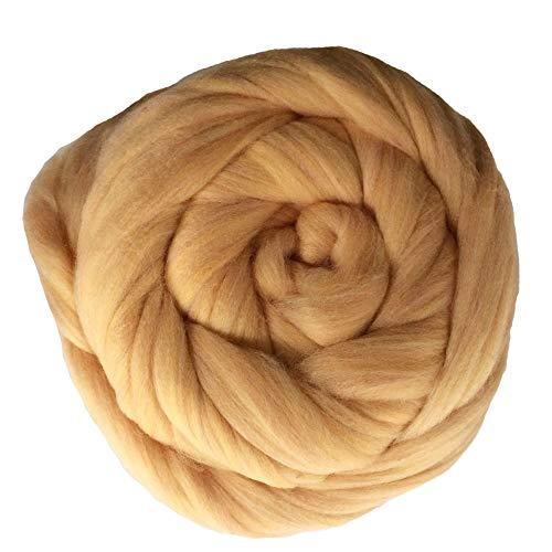 DUBILE Thick Yarn, Arm Knitting Hilado Super Chunky Brazo Hilado de Tejido Manta Manta voluminosa...