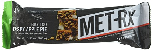 Met-Rx Big 100 Colossal Apple Pie, 9 Count
