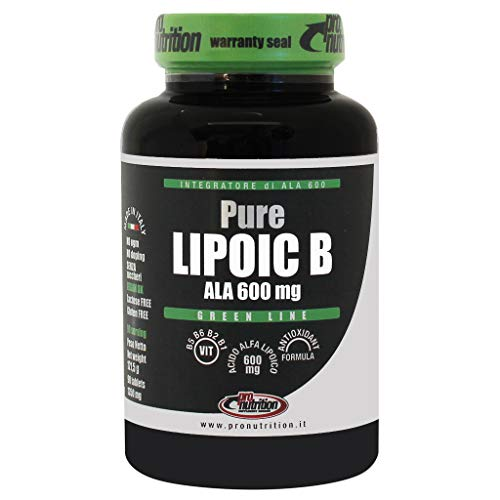 PRO NUTRITION LIPOIC B 90 CPR