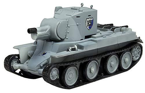 プラッツ 1/72 ガールズ&パンツァー 最終章 てのひら戦車道コレクション BT-42 継続高校