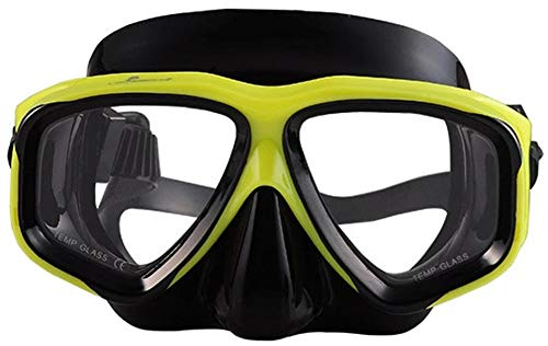 OWN4B Snorkel Mask, Diving Snorkeling Mask for Myopia Glasses Wearers Optical Lenses Nearsighted Scuba Dive