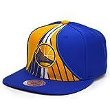 Mitchell & Ness - Gorra, diseño de Golden State Warriors