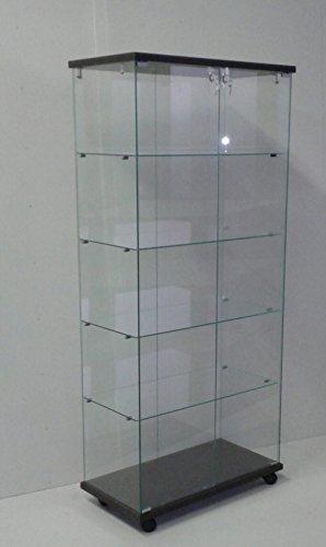 Expositor de cristal, vitrina para tienda.