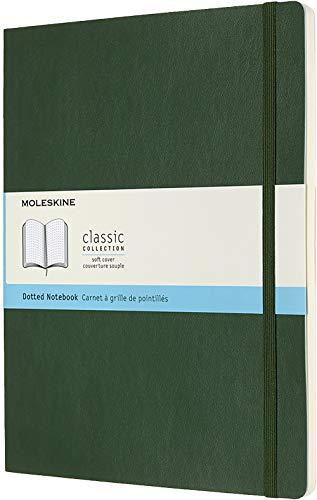 Moleskine - Klassisches Liniertes Notizbuch - Blend Kollektion - Hardcover mit Elastischem...
