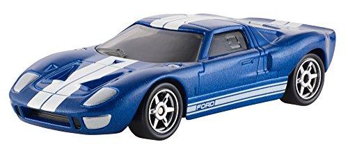 【1/55 FORD GT40(BLUE)】FAST5 ワイルド・スピード MEGA・MAX 劇中車 MATTEL HOTWHEELS