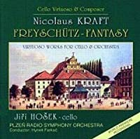 Nicolaus Kraft - Virtuoso Works For Cello And Orchestra