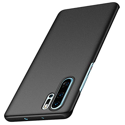 Anccer Colorful Series for Huawei P30 Pro Case Slim Thin Premium PC Material Cover for Huawei P30 Pro (Gravel Black)