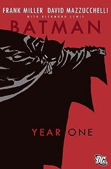 Batman: Year One (Batman (1940-2011)) (English Edition) por [Frank Miller, David  Mazzucchelli, David Mazzucchelli]