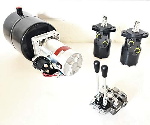 Hydraulischer Sackkarre mit 2 Rädern