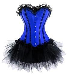 Ergebnis Moulin Rouge Corsage