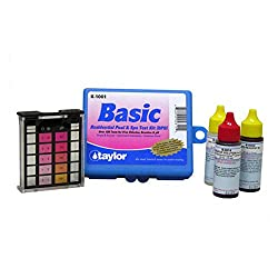 Taylor Basic Residential DPD Pool and Spa Water Test
