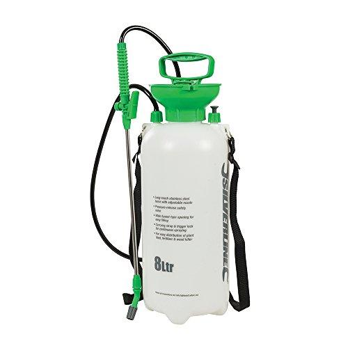 Silverline 868593 - Pulverizador presión 8 litros