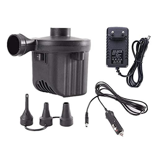 Bombas de aire de batería Mini compresor Inflador de neumáticos digital Inflador de neumáticos con manómetro Inflador de neumáticos Compresor digital