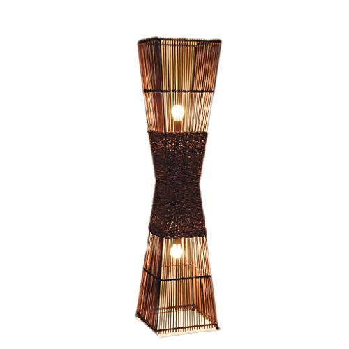 Verstelbare Vloerlamp Eenvoudige Chinese Stijl Bamboe Vloerlamp Moderne Creatieve Woonkamer Studie Slaapkamer Hotel Bamboe Lamp Thuis Verlichting