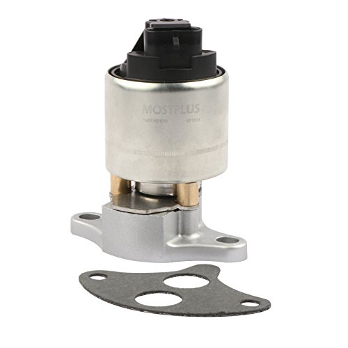 MOSTPLUS EGR Exhaust Gas Valve Compatible for Buick Chevy Olds Pontiac 3.4L 3.8L 12578034 17095163 17096199