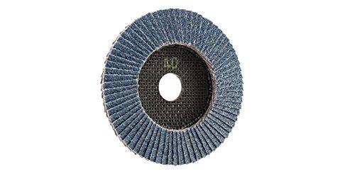 Eisenblätter A00223 TRIMFIX ZIRCOPUR Fächerschleifscheibe, 125 x 22,2 mm, Korn 120, 10 Stück