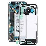 Le Choix de Cici Transparent Batterie Couverture arrière avec caméra Objectif for Samsung Galaxy...