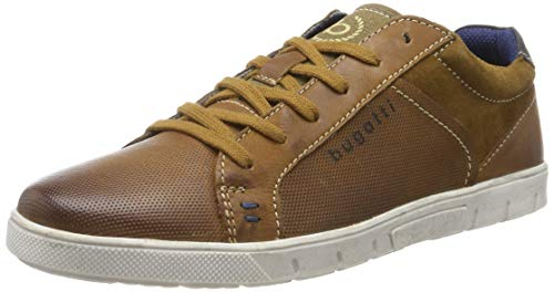 bugatti Herren 323523033500 Sneaker, Braun, 41 EU