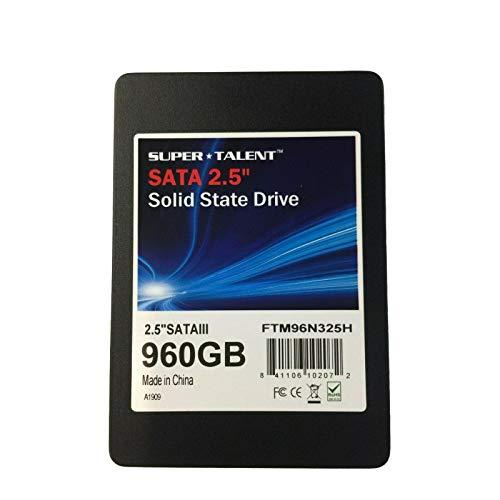 Super Talent TeraNova FTM96N325H SSD, 960 GB, SATA3, 6,35 cm (2,5 Zoll)