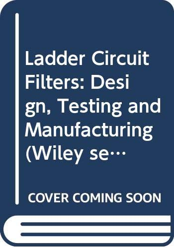 LC-Filters: Design, Testing, and Manufacturing (Chemical Analysis)