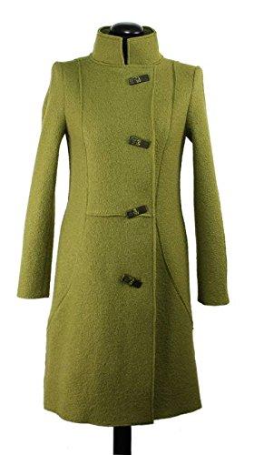 Schnittquelle Damen-Schnittmuster: Mantel Rosslare (Gr.48) - Einzelgrößenschnittmuster verfügbar von 36 - 52
