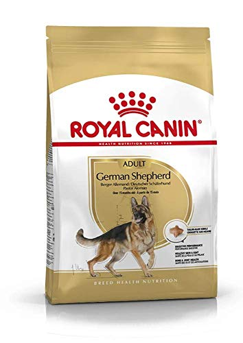 Royal Canin Hundefutter Deutscher Schäferhund, 11 kg, für ausgewachsene Hunde ab 15 Monaten