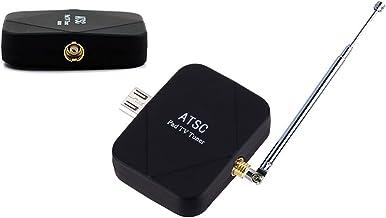 اندیشه دیجیتال ATSC تلویزیون Tuner گیرنده قرص هوشمند تلفن