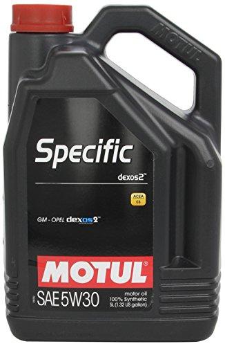 Motul 102643 Specific dexos2 5W-30 5L