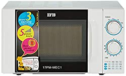 IFB 17 L Solo Microwave Oven (17PM MEC 1, White)
