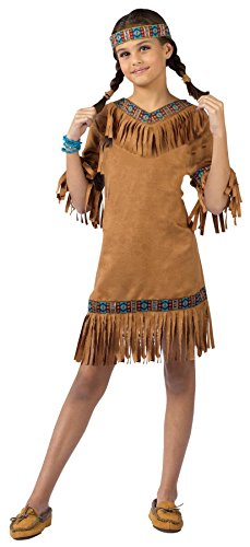 Fun World Child Native American Girl Costume