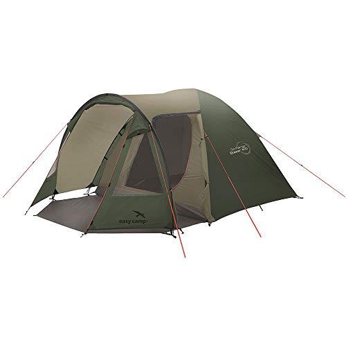 Easy Camp Blazar 400, Tenda. Unisex-Adulto, Verde, 260 x 360 cm