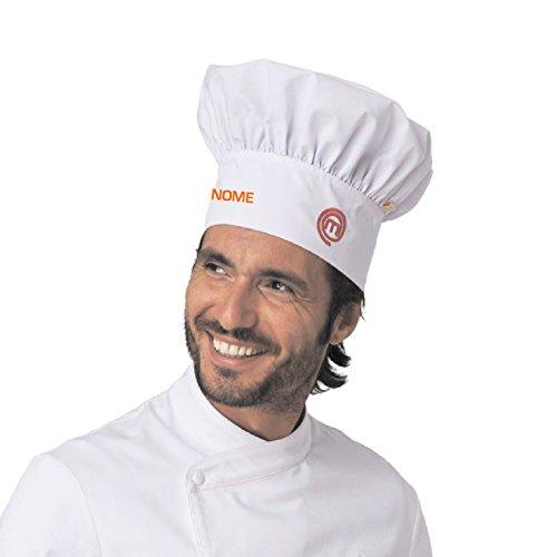 Cappello Cuoco Masterchef Siggi