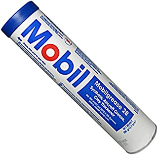 Mobil - Aircraft Grease 28 Aviation Grease - 13.7oz - MIL-PRF-81322