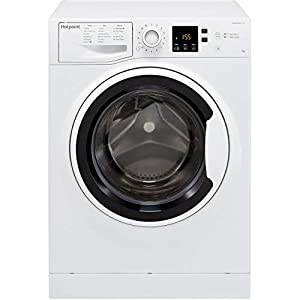 Hotpoint NSWA843CWWUK 8Kg Washing Machine with 1400 rpm – White