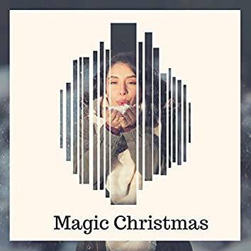 Magic Christmas - Relaxing Piano Music, Sleigh Bells and Flute