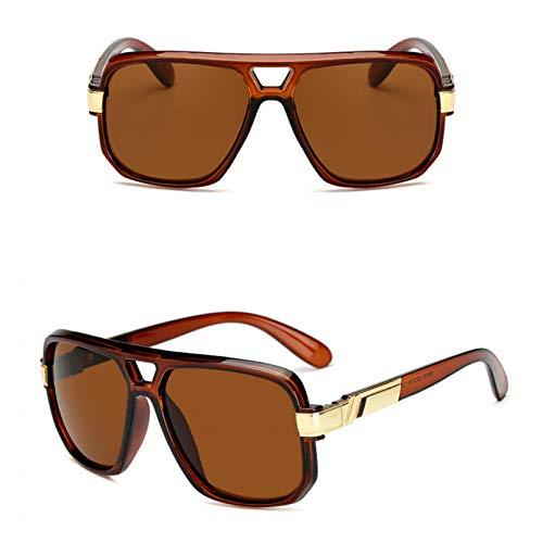 Pareja Señora Celebridad Plana Caliente Super Star Gafas Vintage Blinkers Mujer Masculino Gafas de sol Moda Hombres Mujeres Gafas Marca Diseñador Cool Sun Gafas Para Damas