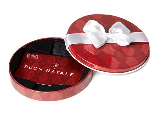 Buono Regalo Amazon.it - €150 (Cofanetto Palla di Natale)