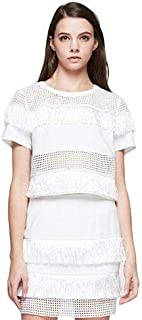 Hipster Is3289-It10618-S Top And Skirt For Women - S