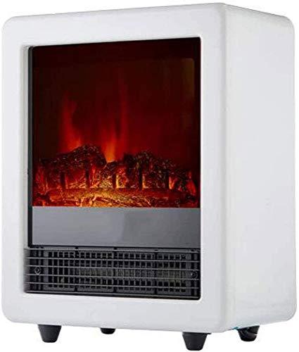 NSYNSY Estufa eléctrica para Estufa de leña 2000W con Control de termostato...