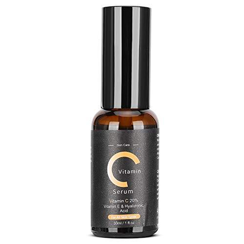 30 ml Vitamina C Soro Clareamento Da Pele Essência Nutrição Duradoura Hidratante Soro Facial Regeneração Da Pele Líquido