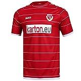 JAKO Camiseta para Hombre (Temporada 19/20) FC Energie Cottbus, Hombre, CO4219H, Rojo, Small
