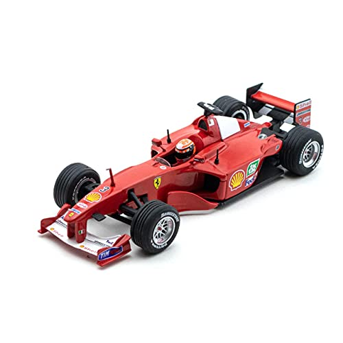MBA-SPORT Michael Schumacher Ferrari F1-2000 - Maqueta de Europa GP 2000 (escala 1:43)