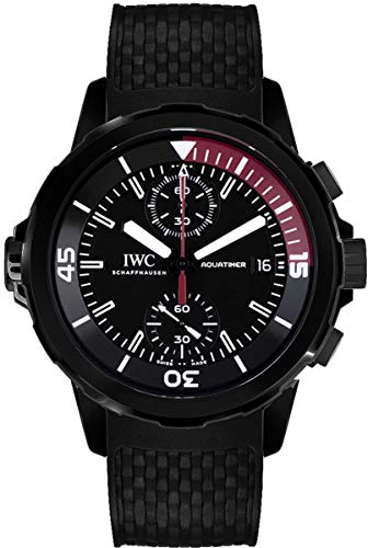 IWC Aquatimer Black Dial Automatic Mens Watch IW379505