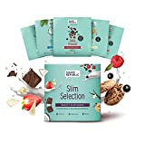 Shape Republic Beauty Slim Shake, 5er Probierpaket, 5x30g, Gewichtsmanagement Shake für Frauen, proteinreiches Diät Pulver zum Abnehmen, vollwertiger Mahlzeitenersatz mit wertvollen Vitaminen -