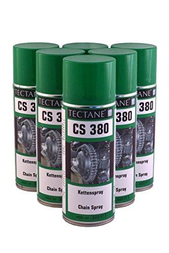 TECTANE Kettenspray 9,58€/L CS380 6X 400ml