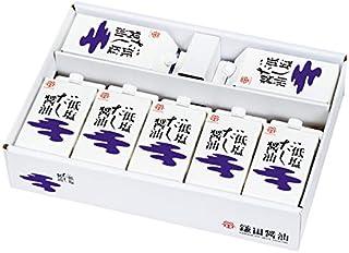 鎌田醤油 低塩だし醤油200ml x7本入