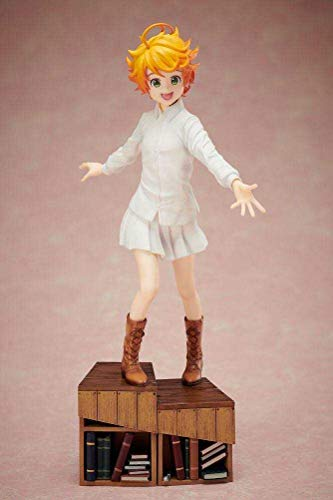 THE PROMISED NEVERLAND - Emma Statue 1/8 Figure 21 cm